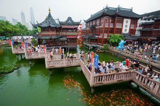 Ancient Area of Shanghai
