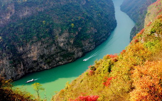 Lesser Three Gorges, Yangtze