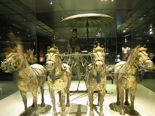 Terra Cotta Warriors is a must-see in Xian