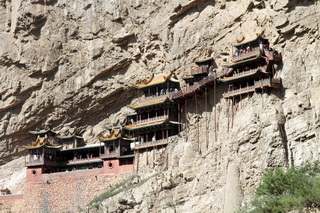 Hanging Temple Datong China