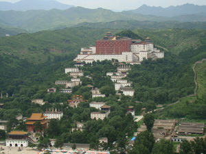 Eight Outlying Temples - Putuo Zongcheng Temple