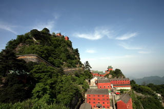 Wudang Mountain China