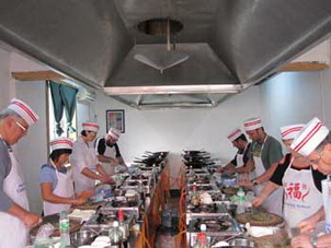 Cooking Class,China