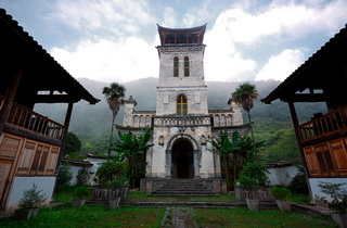 Cizhong Catholic Church,Yunnan
