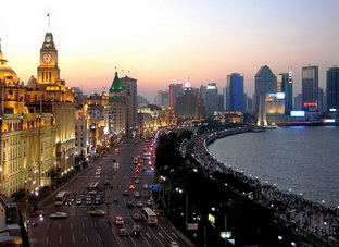 The Bund,Shanghai,China