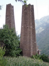 Ancient Towers,Danba,Sichuan
