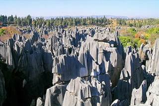 Stone Forest Kunming,Yunnan