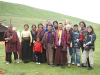 Our Happy Guests with Splendid China Tours