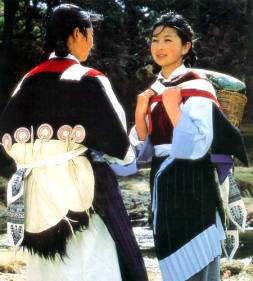 Naxi People,Yunnan
