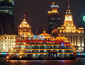 Pujiang River Cruise in Shanghai