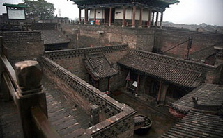 Pingyao Ancient Town,Shanxi Province