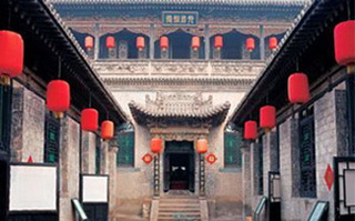 Qiao Family Compound,Shanxi