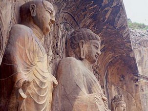 Longman Grottoes,Luoyang,China