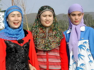 Hui Ethnic Minority,China