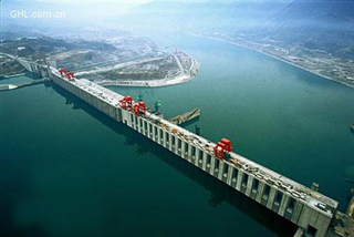 Three Gorges Dam,Yangtze River,China