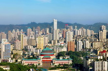 Chongqing City,Chongqing Tour,China
