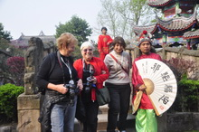 Fengdu Ghost City,Yangte River Cruise