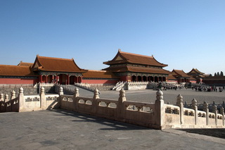 Forbidden City,Beijing,China