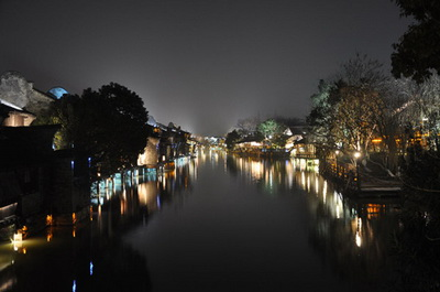 Wuzhen Tour,China Water Town,East China Travel