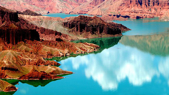 Kanbula National Forest Park, one of the 'top 10 attractions in Qinghai, China' by China.org.cn.