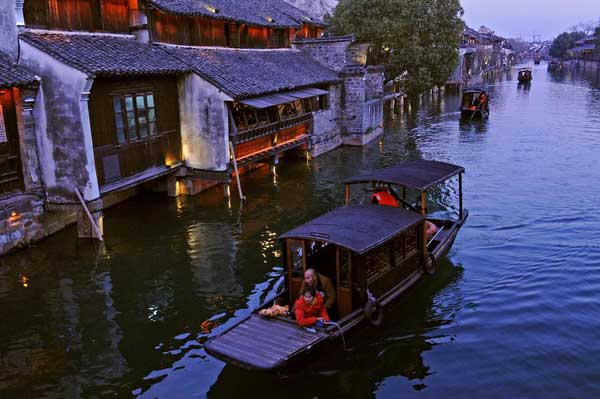More Chinese water towns apply for heritage listing