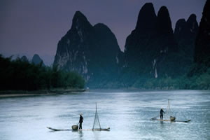 China Natural Landscape Tours