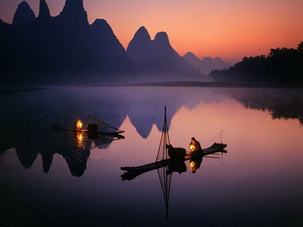 Scenic Guilin and Yangshuo