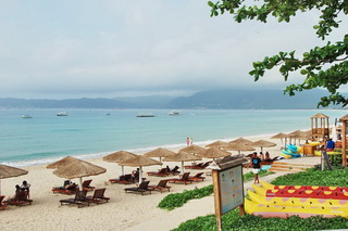 Beach Holiday in Sanya