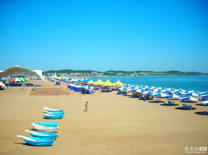 Beach Holiday in Dalian