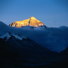 Mt.Everest Journey from Lhasa