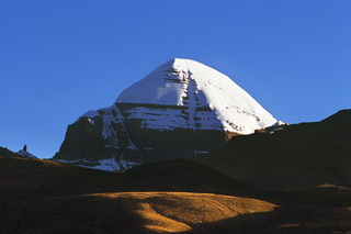 Mt.Kailash & Lake Manasarovar From Lhasa