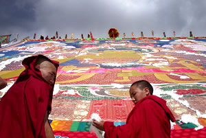Land of Snows - Tibet Culture Explorer