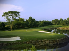 Mission Hills Shenzhen Golf Vacation