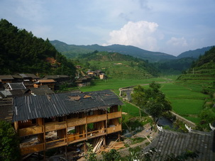 Zhaoxing Dong Villages