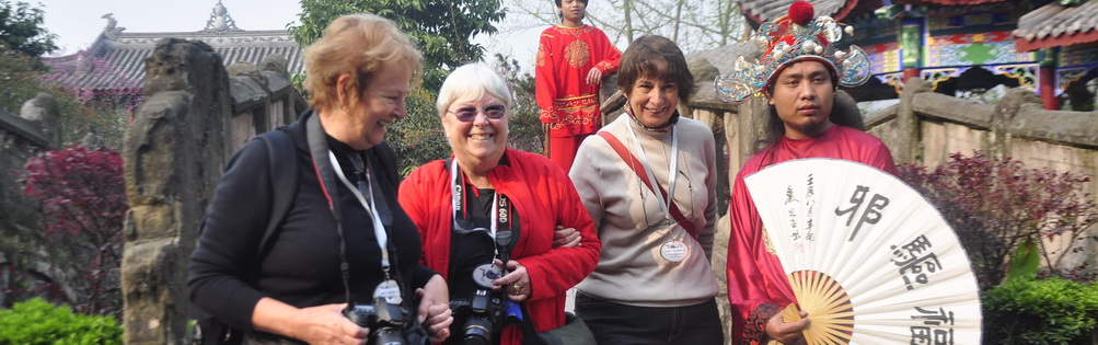 Senior's China Tours